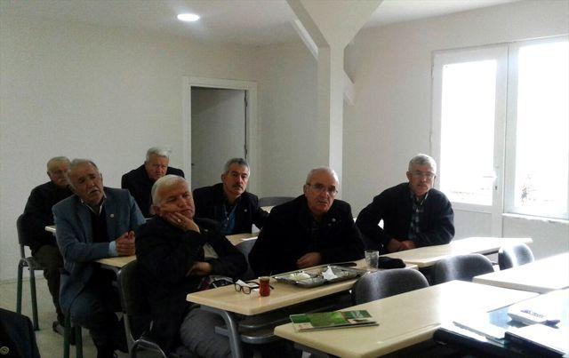 Alaplı Ziraat Odası Meclis Toplantısı