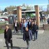 Yörük Türkmenleri Ahlat'ı Gezdi