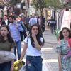 Edirne Turistlerin Akınına Uğradı, Ciğercilerin Önünde Kuyruk Oluştu