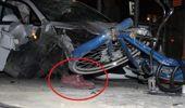 Feci Kazada Can Veren Bisikletlinin Geriye Kalan Ayakkabıları Yürek Burktu