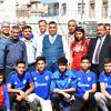 Başkan Can, Spor Kulübü Yetkilileriyle Buluştu