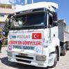 Yozgat'tan Doğu Guta'ya Yardımı