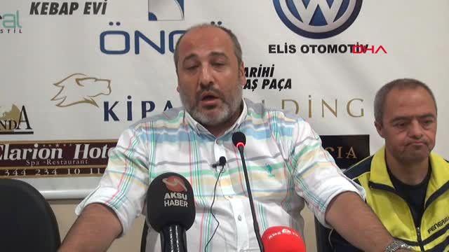 Kahramanmaraşspor Başkanı Milletvekili Aday Adaylığı İçin İstifa Etti