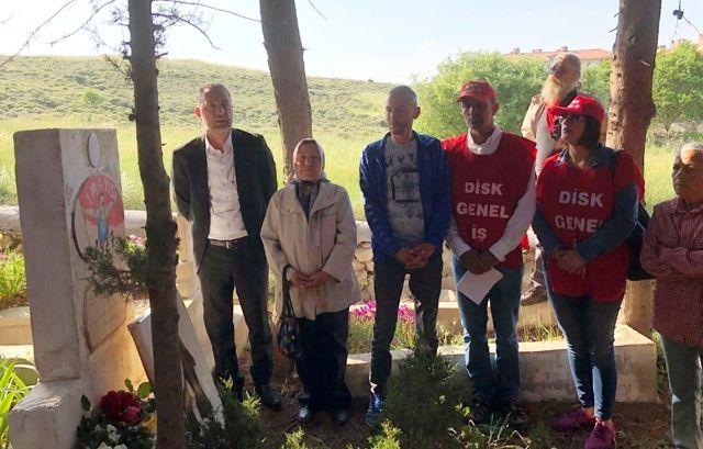Kanlı 1 Mayıs'ta Ölen Kocamış Bozcaada'da Anıldı