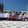 Dikmen Vadisi Sakinlerinden Başkan Tuna'ya Teşekkür