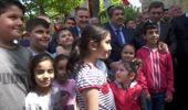 İkinci Çocuk Sokağı Hizmete Açıldı
