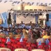 Irak'ta Tuncer ve Ersoy'dan Türkmenlere Destek Konseri
