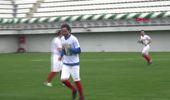 Yıldız Futbolcular, İbrahim Yazıcı Anısına Gösteri Maçı Yaptı