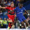 Huddersfield, Chelsea'den Puan Alarak Ligde Kalmayı Garantiledi