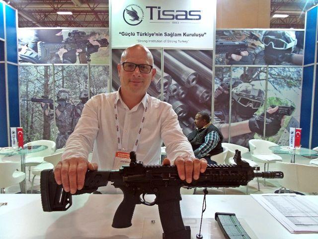 İlklerin Milli Silah Üreticisi İstanbul'da Görücüye Çıktı