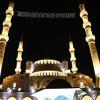 Abdülhamit Han Camii'nde 10 Bin Kişiyle İlk Teravih