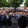 Şehit Filistinliler İçin Gıyabi Cenaze Namazı