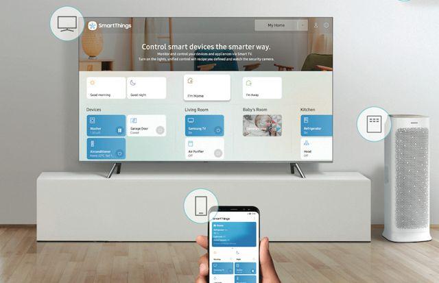 Akıllı Cihazlar Akıllı Tv'lerden Yönetilecek, Akıllı Ekran Dönemi Başlıyor