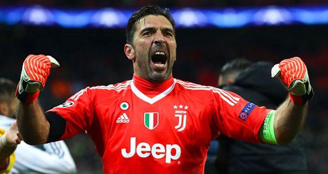 Tecrübeli Kaleci Buffon: Juventus'ta Son Maçıma Çıkıyorum