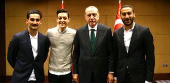 İlkay Gündoğan: Cumhurbaşkanı Erdoğan'ı Reddeden Emre Can, Juventus'la Anlaştı