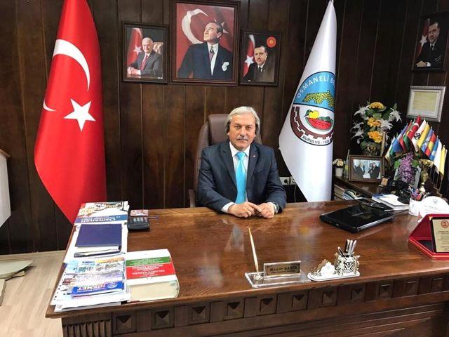 Osmaneli Belediye Başkanı Şahin'in 19 Mayıs Mesajı