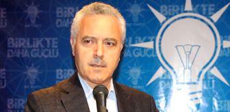 AK Parti İstanbul Milletvekili Adayı Mustafa Ataş ...