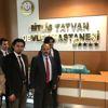 Vali Ustaoğlu'ndan Tatvan Devlet Hastanesine Ziyaret