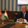 Tacikistan'ın Ankara Büyükelçisinden Basın Mensuplarına İftar