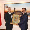 Kültür ve Turizm Bakanı Kurtulmuş Diyarbakır'da
