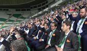 Spor Bursaspor'da Olağan Genel Kurul'un İlk Oturumu Yapıldı