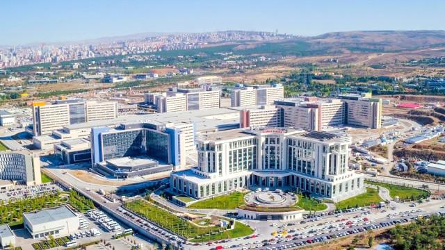 Ankara Bilkent Şehir Hastanesi, Günde 100 Bin Hastaya