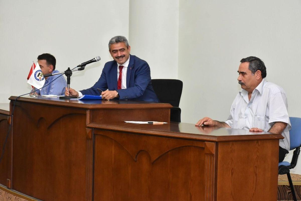 Nazilli Belediye Meclisi Haziran Ayı Toplantısı Yapıldı
