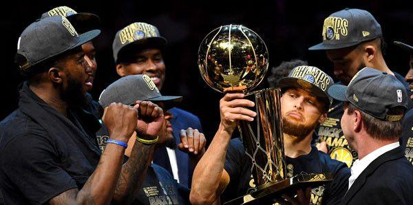 Nba'de Şampiyon Yine Golden State Warriors...