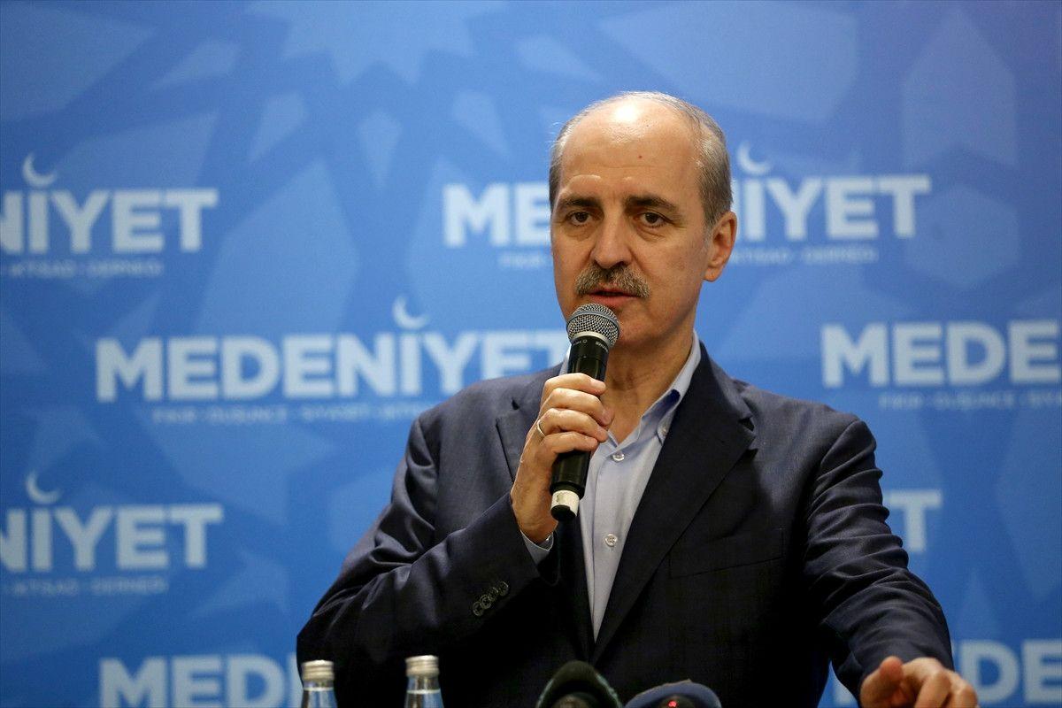 Türkiye Demokratik İstikamette de Daha Güçlü Olmak Mecburiyetinde