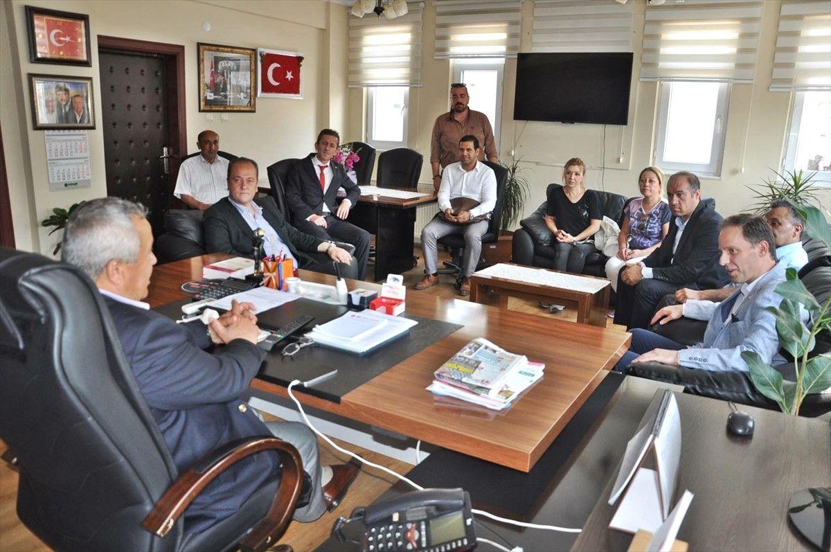 Zonguldak'ta Seçim Çalışmaları