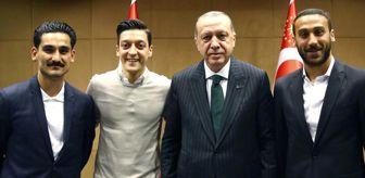 Berkay Özcan: Türkiye Futbol Federasyonu, İlkay ve Mesut'a Tepkilerin Ardından Ayağa Kalktı