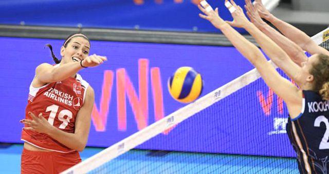 Türkiye, Hollanda'ya 3-2 Mağlup Oldu