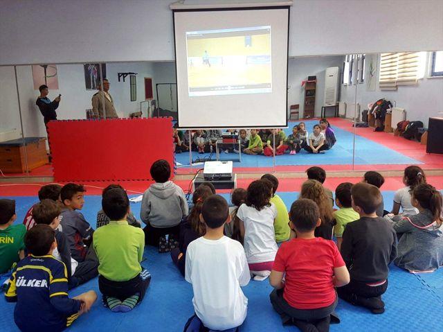 Türkiye Sportif Yetenek Taraması ve Spora Yönlendirme