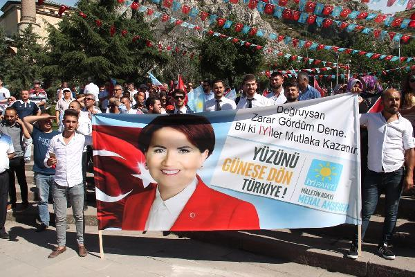 Meral Akşener: Erdoğan'ın Beka Sorunu Var (3)