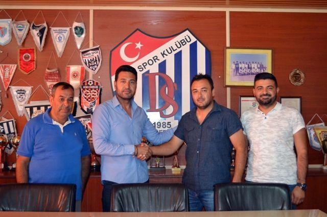 Didim Belediyespor Yeni Antrenörüyle Anlaştı