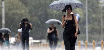 Meteoroloji Duyurdu: Yağışlı Hava Öğleden Sonra Tüm ...