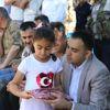 Kaymakam Çelik, Şehit Ailelerinin Bayramını Kutladı