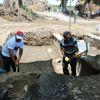 Atav Heyeti, Perge'deki Kazı Çalışmaları İnceledi