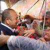 Dışişleri Bakanı Mevlüt Çavuşoğlu, Burdur'da