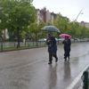 Erzurum'da Şiddetli Yağış