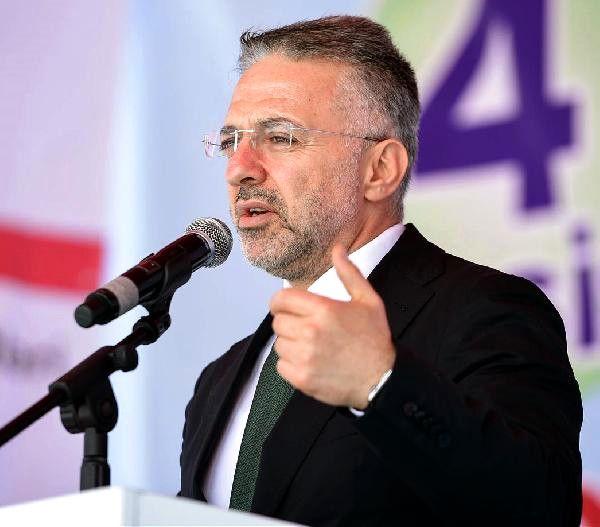 DSİ Genel Müdürü Acu: İstanbul'un Su Sorunu Olmayacak