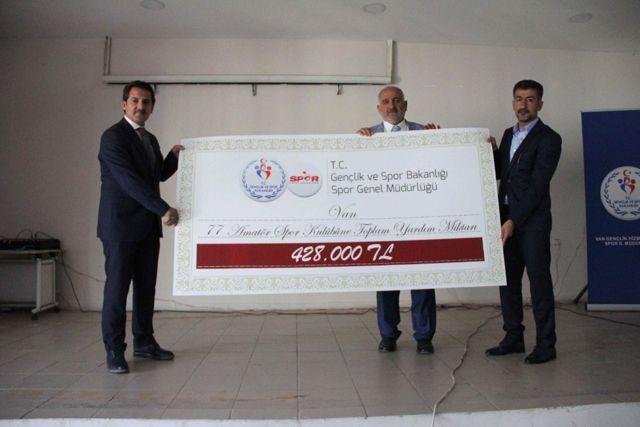 Genclik Ve Spor Bakanligi: Gençlik Ve Spor Bakanlığı Tarafından Van'da Amatör Spor