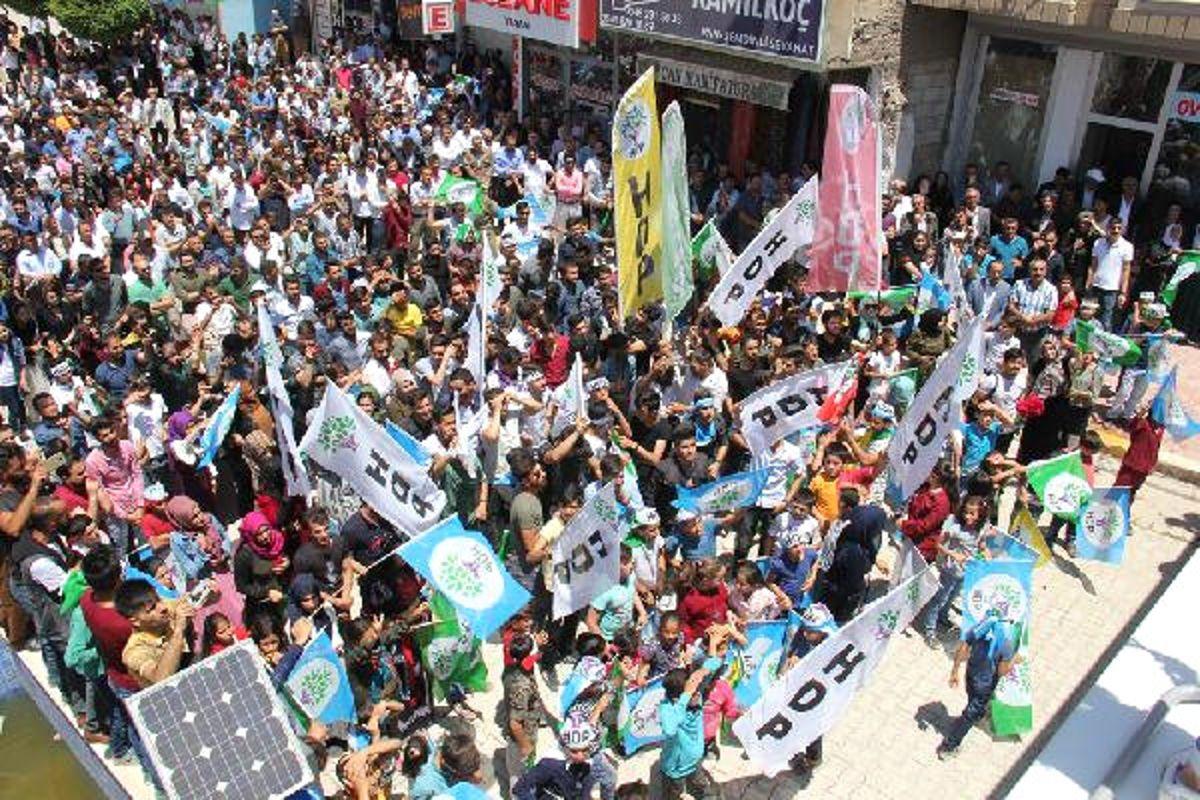 Buldan: 24 Haziran'da AKP'nin Lale Devri Bitecek
