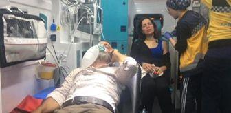 Polis, AK Partililer İle CHP'liler Arasında Çıkan Kavgaya Biber Gazıyla Müdahale Etti