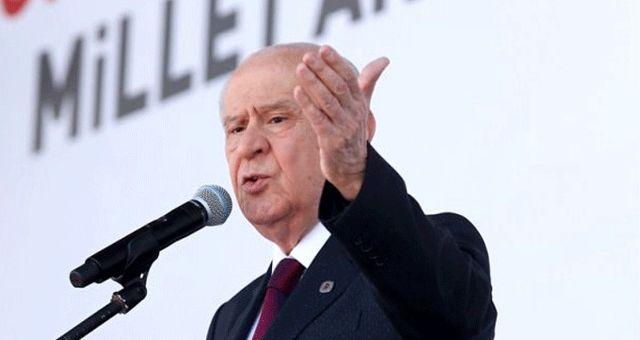 Türkiye Gazeteciler Sendikası'ndan Bahçeli'ye Sert Tepki: Çekinmiyoruz, Korkmuyoruz!