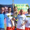 Daü 8'inci Osman Maraşlı Anı Turnuvası'nda Şampiyonlar Belli Oldu