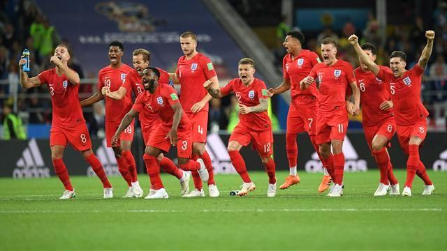 İngiltere İlk Kez Penaltılarda Turladı