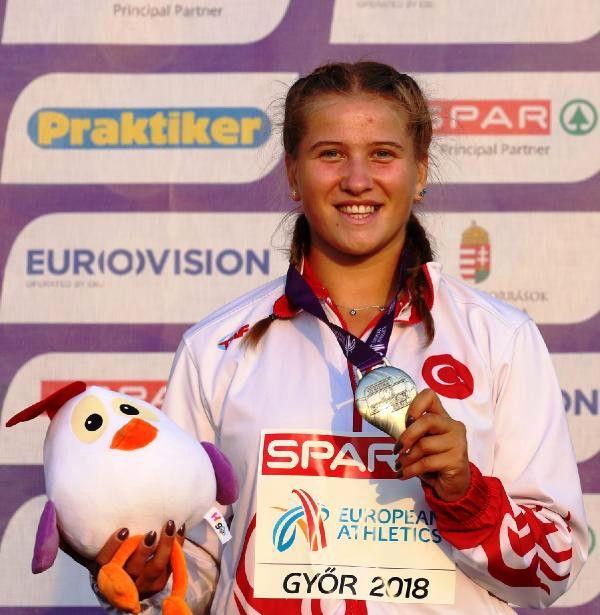 Türkiye, U18 Avrupa Atletizm Şampiyonası'nı 7 Madalyayla Tamamladı