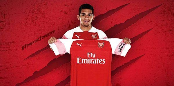 Arsenal, Torreira'yı Transfer Etti!