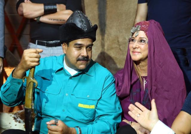 Maduro kimdir Venezuela Devlet Başkanı Nicolas Maduroda Diriliş Ertuğrula ziyaret 28